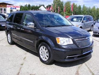 Town & Country 3,6 L Stown & Go, LIMITED