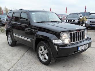 Cherokee 2,8 CRD LIMITED 4x4, DPH
