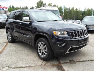 Grand Cherokee 3,6L V6, 4x4, LIMITED