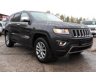 Grand Cherokee 3,6L V6 LIMITED, 8st. automat