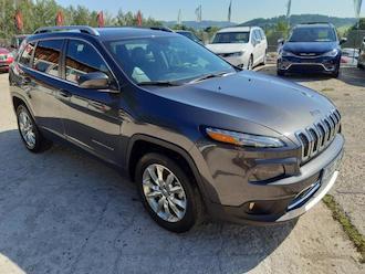 Cherokee 3,2LV6 4x4 Limited, TOP výbava