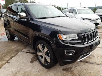 Grand Cherokee 5,7 V8 HEMI,LIMITED,TOP VÝBAVA
