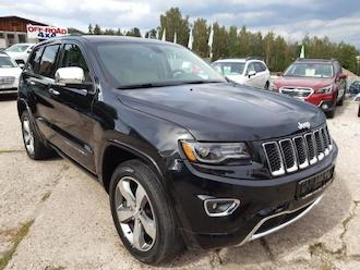 Grand Cherokee 3,6L V6 OVERLAND, Face Lift