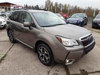 Forester 2,0 XT 4x4, EyeSight, X-MODE