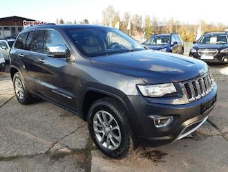 Grand Cherokee 3,6L V6 LIMITED, kůže,start DO