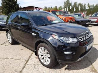 Discovery Sport 2,0 Si4 HSE LUXURY, 7míst