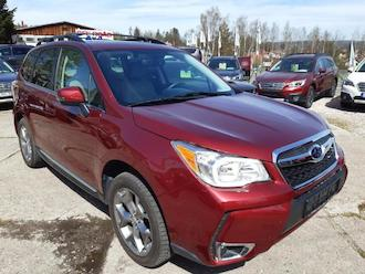 Forester 2,5 4x4, X-MODE, Eye Sight
