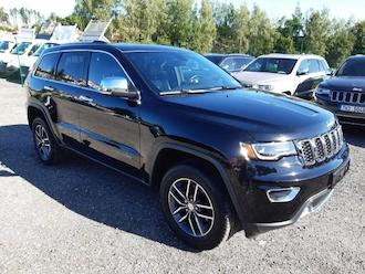 Grand Cherokee 3,6L V6 LIMITED 4x4, FACELIFT