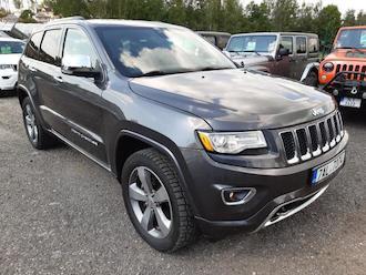 Grand Cherokee 3,6LV6 4x4, OVERLAND, Facelift