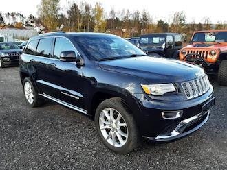 Grand Cherokee 3,6L V6 SUMMIT 4 x 4, čeština
