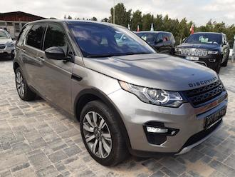 Discovery Sport 2,0L HSE AWD, Panorama, 239 PS